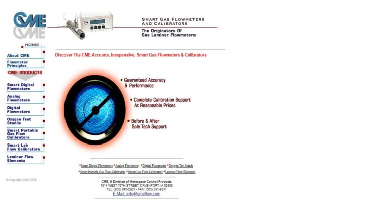 CME/Aerospace Control Products