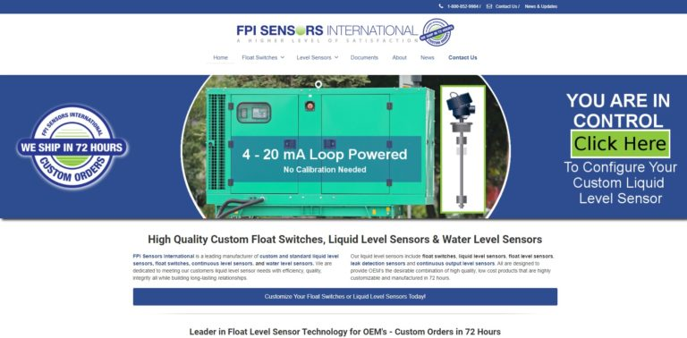 FPI Sensors International